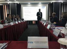 Представители АФУ приняли участие в семинаре ФИФА в Кыргызстане