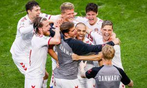 Евро-2020. Дания Уэльсни йирик ҳисобда мағлуб этиб, чорак финалга йўл олди (видео)