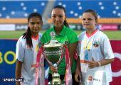 Uzbekistan Women's Super Cup 2020 Ceremony