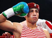 Фазлиддин Ғоибназаров профи боксдаги дастлабки мағлубиятни қабул қилиб олди