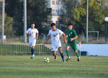 Сборная Узбекистана U-17 сыграла вничью в первом контрольном матче