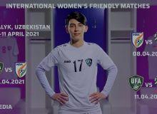 В товарищеских матчах с Индией и Беларусью в составе женской сборной Узбекистана примут участие 23 игрока