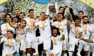"""""""Реал"""" расмий твиттери Испания Суперкубогидаги ғалабага бағишлаб махсус видеоролик жойлаштирди (видео)"""