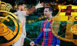 """""""Реал"""" – """"Барселона"""": Матнли трансляция"""
