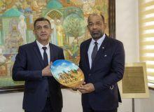 Таха Аль Кишри посетил Самаркандскую область