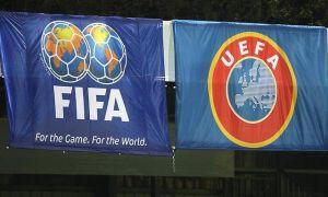 Ана холос! УЕФА ФИФАга қарши бош кўтармоқчи