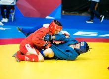 Сборная Узбекистана по самбо завоевала 4 медали международного турнира