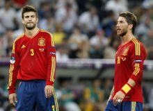 """Рамос """"Барселона""""нинг 5 футболчиси билан бирга..."""