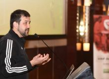 Фарход Абдуллаев проводит семинар по программе FIFA Master Futuro