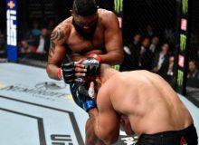 UFC Fight Night 166. Кертис Блэйдс нокаут эвазига зафар қучди (Видео)