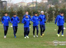 Олимпийская сборная Узбекистана завершила сбор в Турции и вернулась в Ташкент