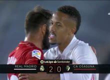 """""""Реал"""" Мадридда """"Осасуна""""га имкон қолдирмади (видео)"""