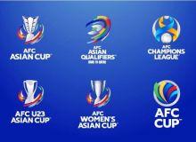 АФК представила новые логотипы соревнований внутри конфедерации с 2021 года.