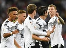 Германия иродали тарзда Перуни енгди (Видео)