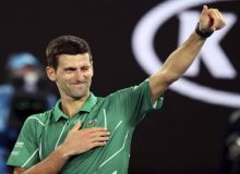 Australian Open. Новак Жокович чемпион!