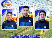 «Машъал» подписал контракты с новыми футболистами