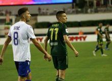 Лига конференций УЕФА. Дубль Сергеева помог «Тоболу» обыграл хорватский клуб и выйти в следующий этап