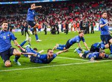 Евро-2020, финал. Англия – Италия учрашувининг видеошарҳи