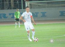 Футболист «Кызылкума» оштрафован на 3 миллиона сумов