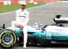 Xemilton Formula-1 rekordini o'rnatdi