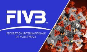 Международная федерация волейбола окажет поддержку спортсменам пострадавшим от коронавируса