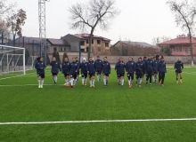 Uzbekistan women's U-23 team start training sessions ahead of AFC U-23 Women's Championship Qualifiers