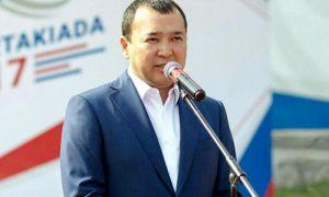 Сакен Полатов: Боксчиларимизнинг қудратини жуда яхши биламан