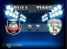 «Согдиана» с крупным счётом победила столичный клуб