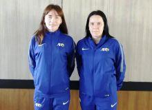 Кристина Середа будет работать на матче Про-лиги Б