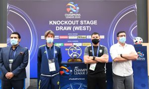 FC Pakhtakor to face Perspolis FC in AFC Champions League quarter-finals
