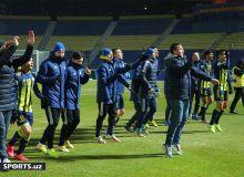 FC Pakhtakor extend the record with 13th Uzbek League title