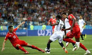 ЖЧ-2018. Швейцария Коста-Рика билан дуранг ўйнади ва плей-оффга чиқди