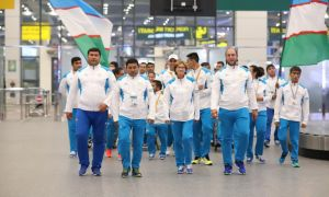Uzbekistan's para athletes earn eight medals at the 2019 World Para Athletics Championships