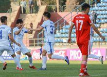 «Олимпик» стартовал с победы в Кубке Узбекистана