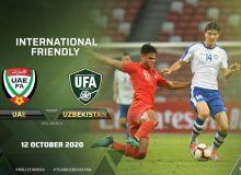 Национальная сборная Узбекистана в октябре проведёт два товарищеских матча