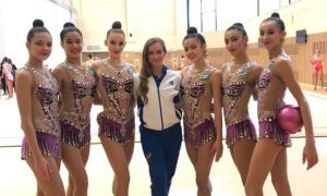 Uzbekistan's gymnasts finish eighth at the FIG BSB Bank World Challenge Cup 2019