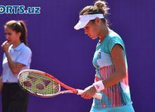 Шарипова вышла в четвертьфинал