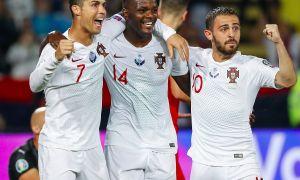 Сербия – Португалия 2:4 (видео)