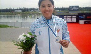 Uzbekistan's Shakhnoza Mirzaeva gets a quota place at the 2020 Paralympic Games