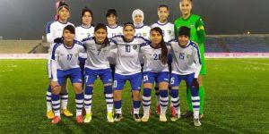 В Душанбе дан старт CAFA Women U-23.