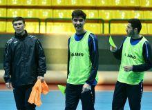 Национальная сборная Узбекистана по футзалу завершила столичный сбор