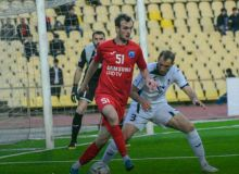 Andrey Sidirov makes a debut goal for FC Khujand in Tajik League