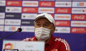 Рузикул Бердиев: Мы посмотрели хоть и тревожную, но интересную игру!