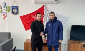 Islom Rashidkhonov signs a 12-month contract with FC Navbahor
