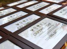В «Дукенте» награждены наши пара-атлеты, завоевавшие лицензии