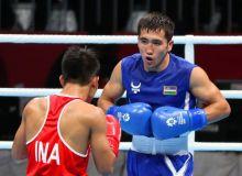 Миразизбек Мирзахалилов завоевывает золото Азиатских игр