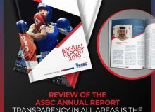 Review of the ASBC Annual Report – Transparency in all areas is the main ASBC objective