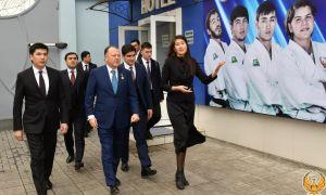 Ташкентский «Большой Шлем» посетит Мариус Визер