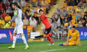 Жанубий Корея - Австралия 1:0 (видео)
