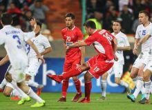 Match Highlights. Persepolis FC 1-1 FC Pakhtakor